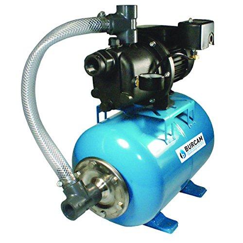 Bur-Cam 506227P 3/4 Horsepower Noryl Shallow Well Jet Pump System